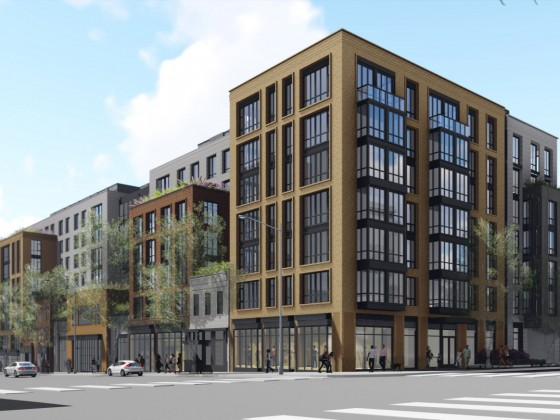 Raze Application Paves Way for Martha's Table Redevelopment on 14th Street