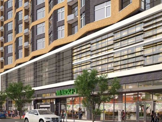 Whole Foods Store in Navy Yard Will Open in October