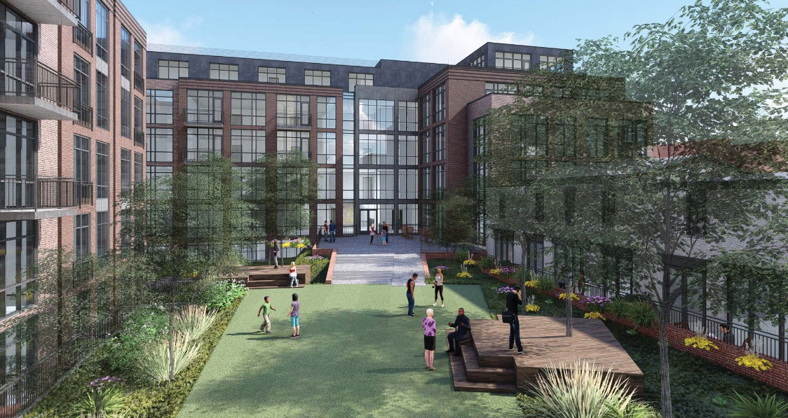 A First Look at the 150 Apartments Planned for Scottish Rite Site on 16th Street: Figure 5