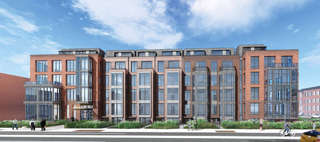 A First Look at the 150 Apartments Planned for Scottish Rite Site on 16th Street: Figure 3
