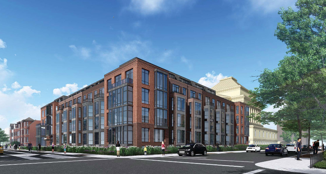 A First Look at the 150 Apartments Planned for Scottish Rite Site on 16th Street: Figure 6