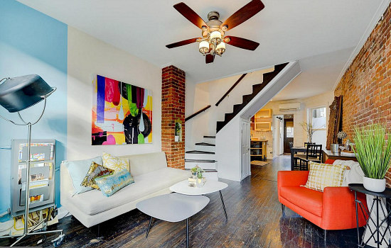 Best New Listings: A Hidden Rowhouse More Spacious Than Its Square Footage: Figure 3