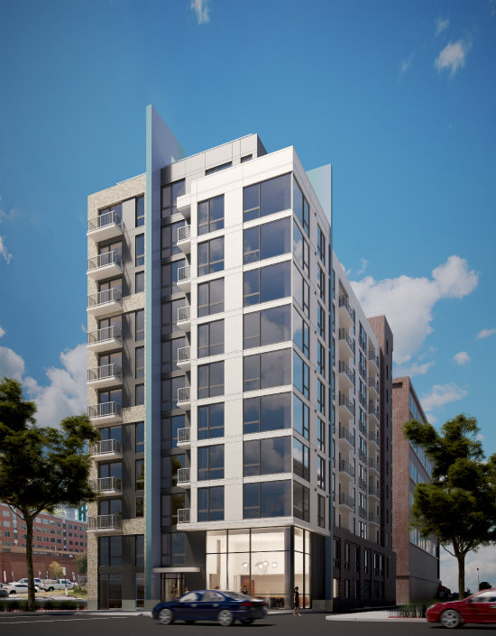 74-Unit Condo Development Moves Forward in Navy Yard: Figure 1