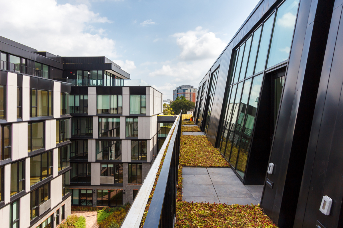 Just A Few Lofts with Private Terraces Remain at Truxton Circle's Hottest New Community: Figure 4