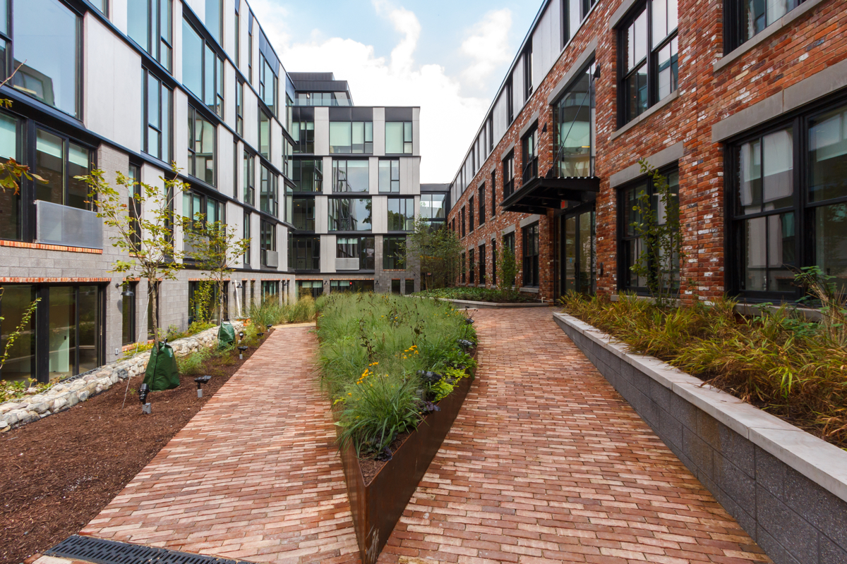 Just A Few Lofts with Private Terraces Remain at Truxton Circle's Hottest New Community: Figure 3