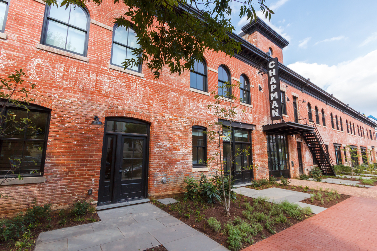 Just Ten Historic Residences Remain at Truxton Circle's Chapman Stables: Figure 1