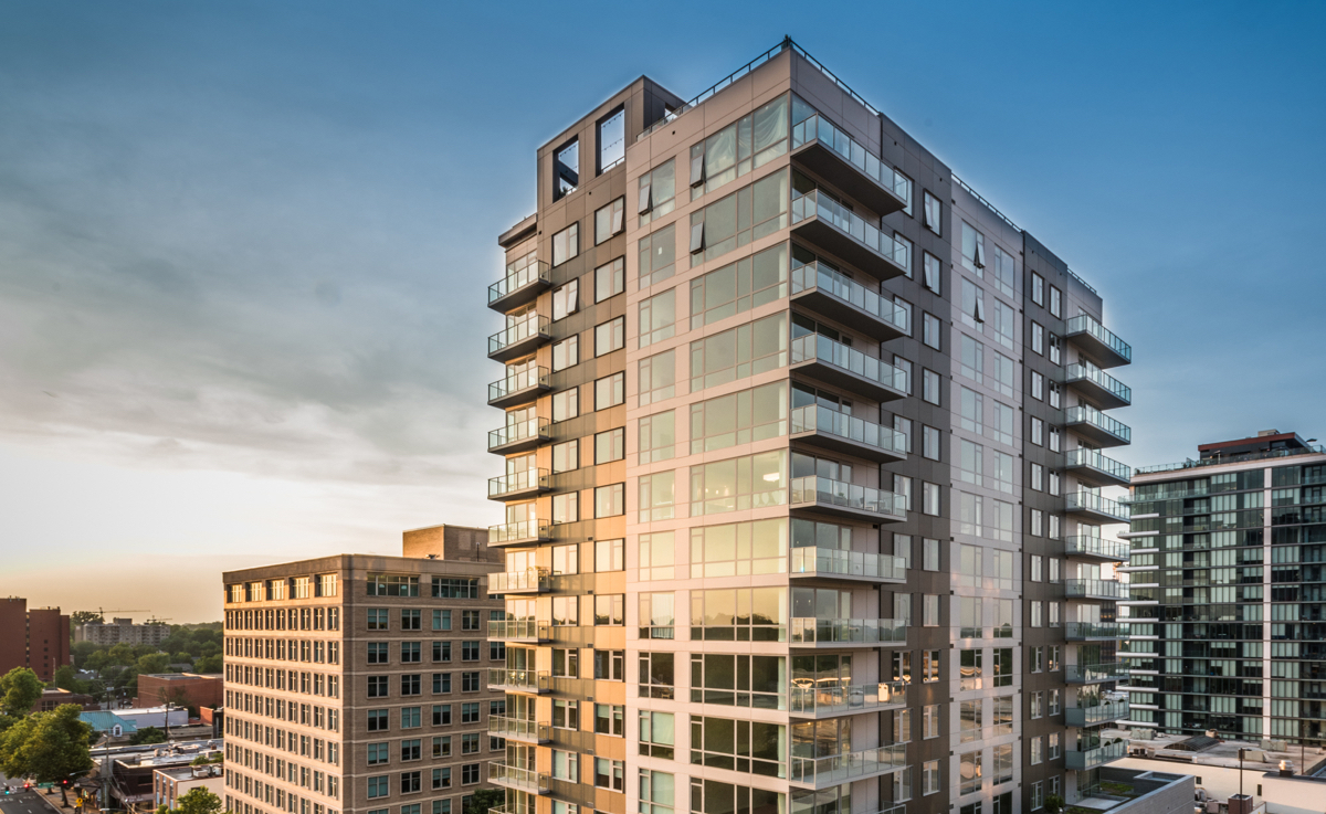 Models at Bethesda's Tallest Condominium Will Be Unveiled This Month: Figure 1