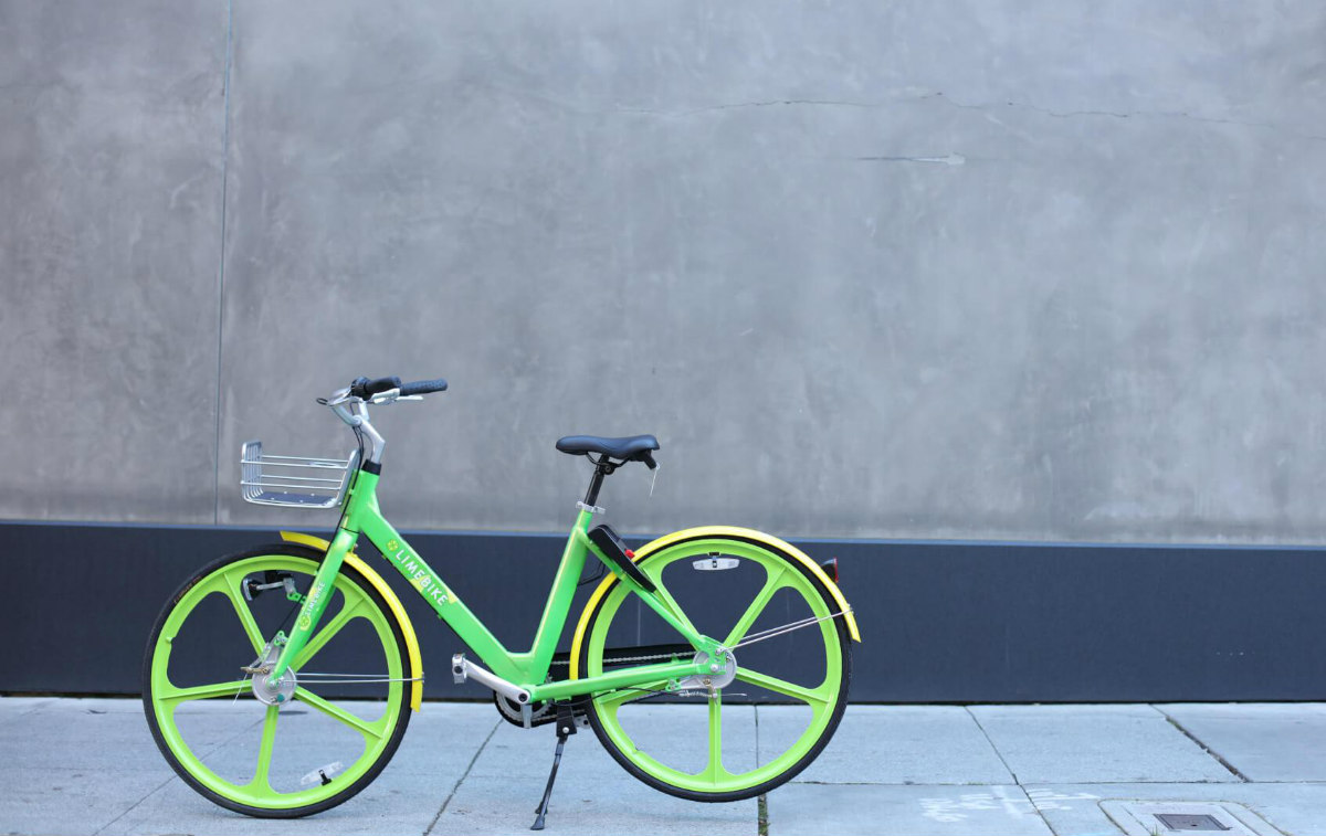 DDOT Releases Proposed Regulations For Dockless Bikes: Figure 1