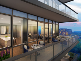 Above the Clouds -- An Ultra Sophisticated Condominium High-Rise Comes to Tysons