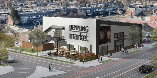 A Vision, A Food Hall and Plenty of Appeals: The East of H Street Rundown: Figure 9