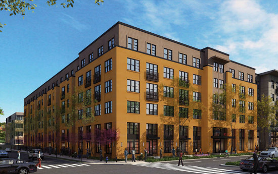 The 10 Residential Developments on the Boards For Deanwood and Congress Heights: Figure 11