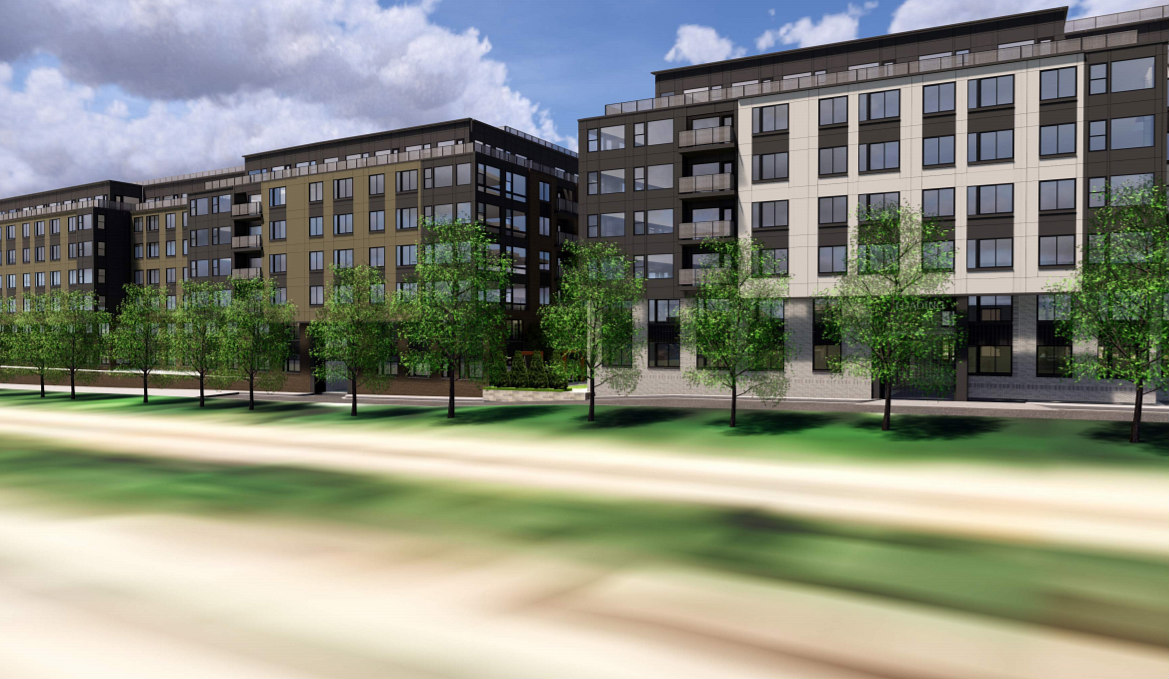 375 Apartments and a Public Plaza: The Proposal for a Familiar Site in Brookland: Figure 5