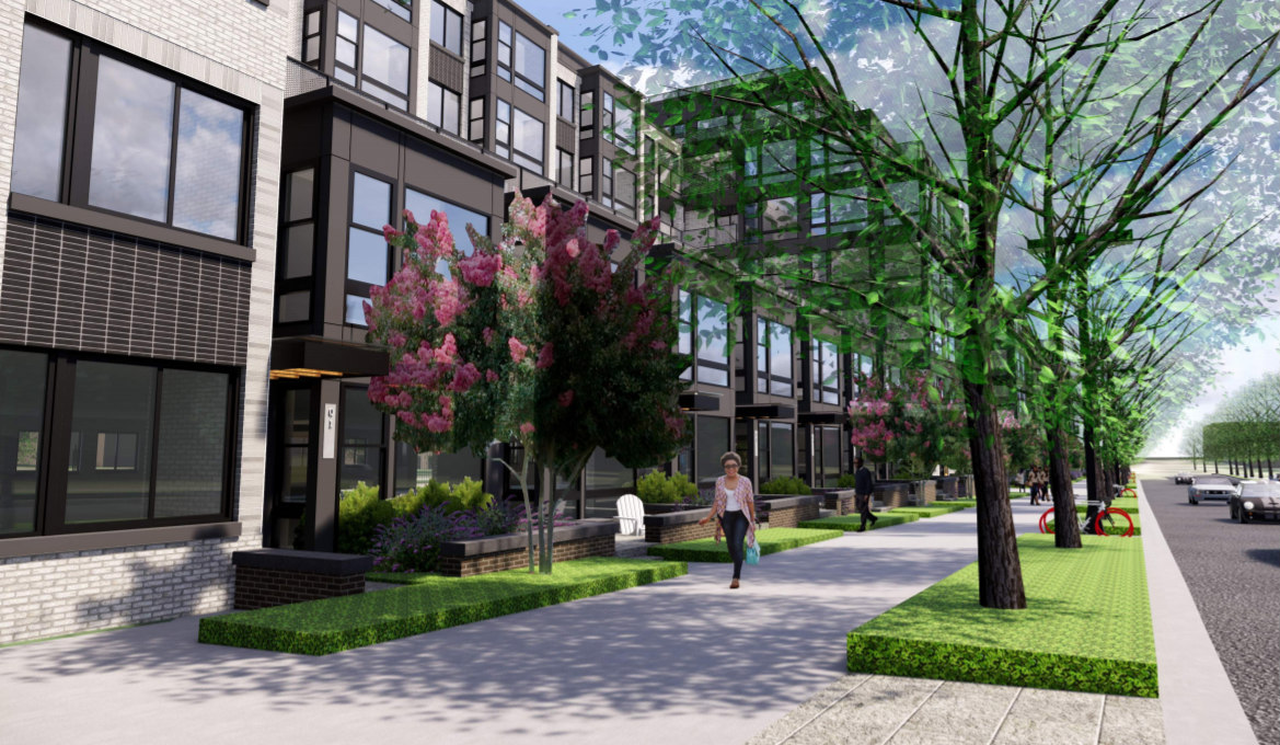 375 Apartments and a Public Plaza: The Proposal for a Familiar Site in Brookland: Figure 7