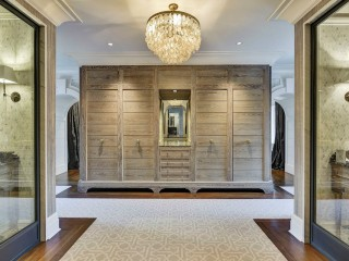 A $1 Million Staircase and a Whiskey Cellar: Inside Kevin Plank's $29 Million Georgetown Home
