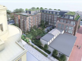 A First Look at the 150 Apartments Planned for Scottish Rite Site on 16th Street