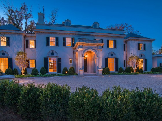 DC's Former Cafritz Mansion Sells For $16.5 Million