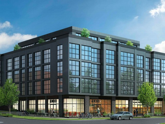 46 Apartments and an Anxo Cider Cannery Planned For Manor Park