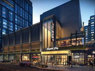 Arlington County to Consider JBG Smith's Blocks-Long Crystal City Redevelopment