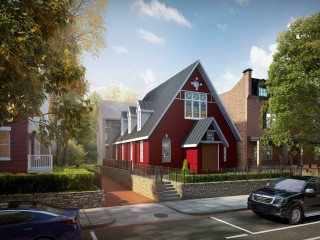 An Unconventional Church-to-Residential Conversion on Capitol Hill