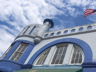 The Future of Navy Yard's Blue Castle