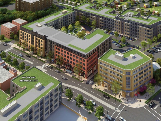 The 10 Residential Developments on the Boards For Deanwood and Congress Heights