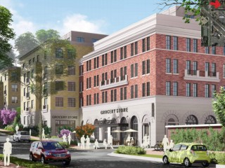 Same Size, Different Massing: A Fresh Approach for the Superfresh Redevelopment