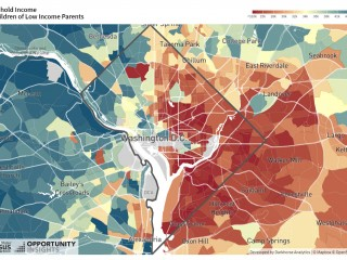 How Where You Live in DC Affects Your Upward Mobility