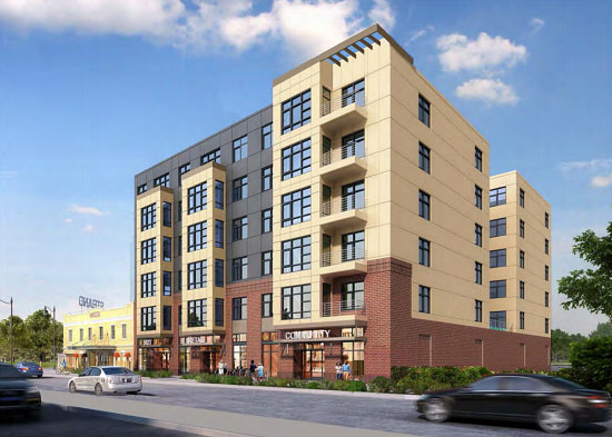 The 10 Residential Developments on the Boards For Deanwood and Congress Heights: Figure 12