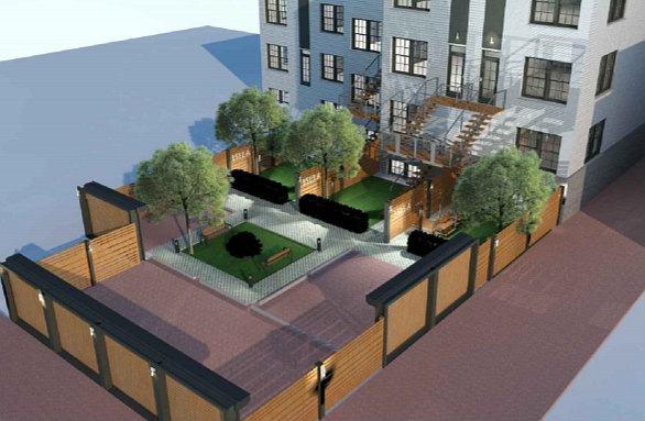 The New DC Rowhouse Amenity: A Shared Park: Figure 2