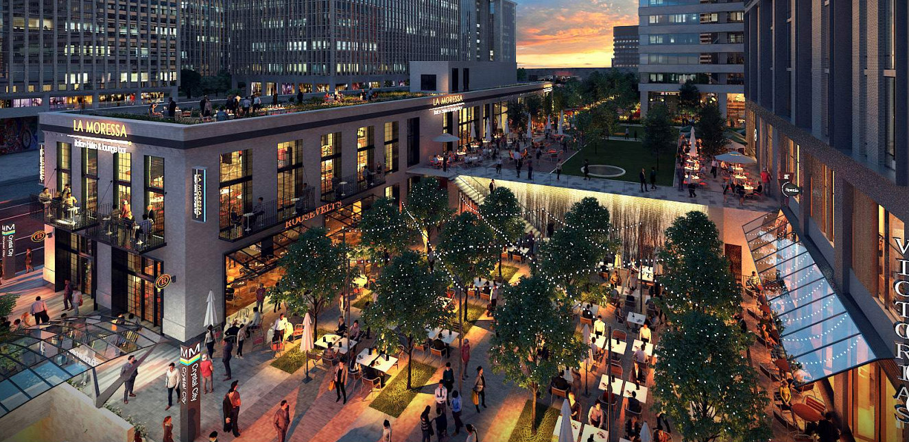 Crystal City and Queens Will Be Home to Amazon's HQ2: Figure 1