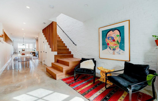 Best New Listings: A Shaw Rowhouse with Hidden Depths: Figure 2
