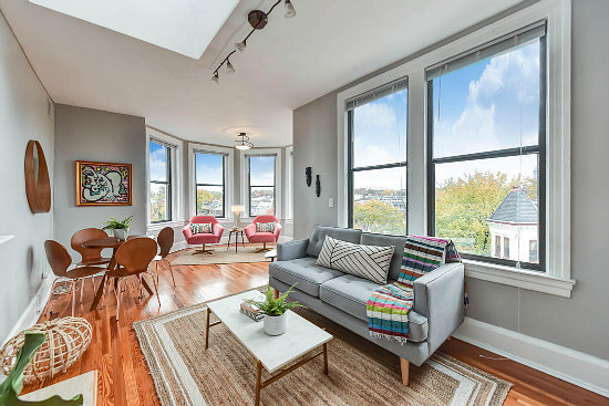 Best New Listings: A Shaw Rowhouse with Hidden Depths: Figure 1