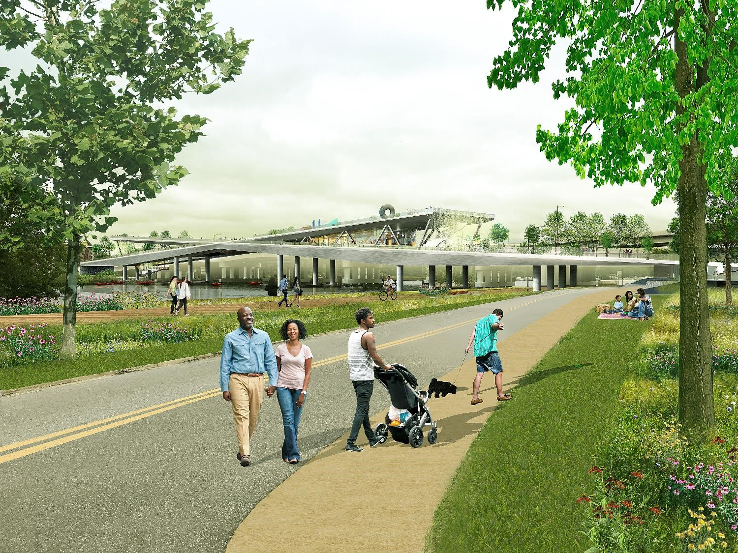 11th Street Bridge Park Organizers Believe Park Will Be Complete By 2023: Figure 3