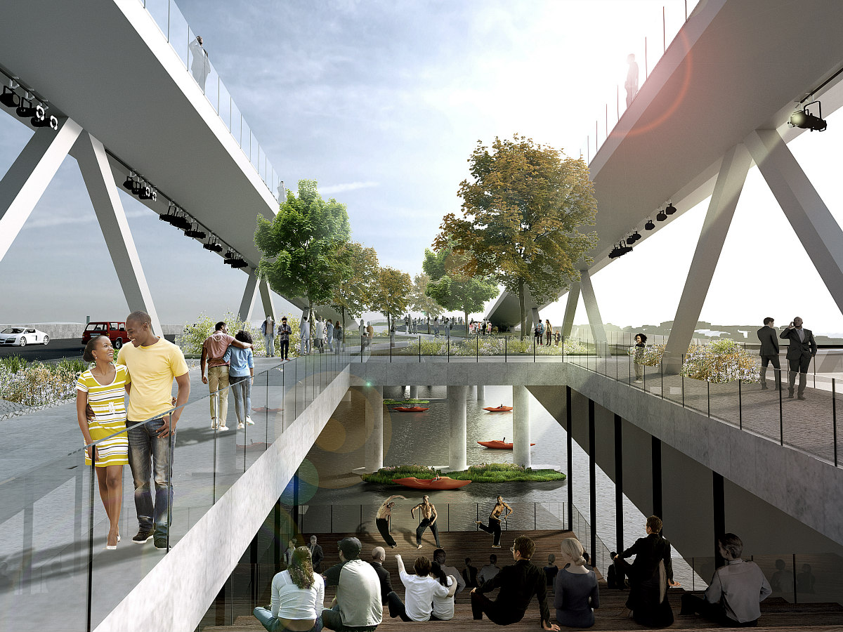 11th Street Bridge Park Organizers Believe Park Will Be Complete By 2023: Figure 2