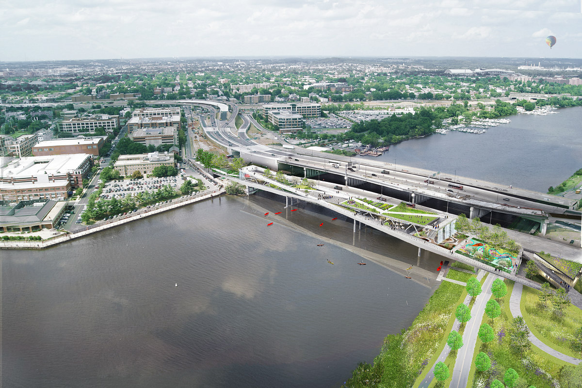 11th Street Bridge Park Organizers Believe Park Will Be Complete By 2023: Figure 1