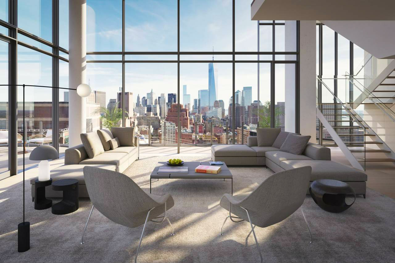 Uber Co-Founder Buys $36 Million Penthouse in Manhattan: Figure 1
