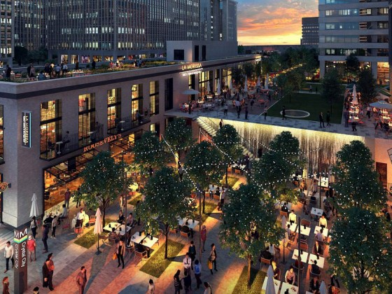 Crystal City and Queens Will Be Home to Amazon's HQ2