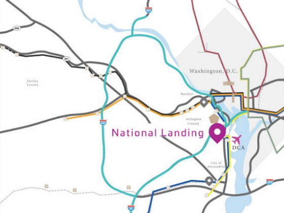 National Landing? A New Neighborhood For Amazon is Created in Northern Virginia
