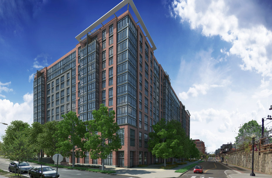 Why Not Hotel? NoMa Developer Exploring Converting Four Floors of Apartments into Short-Term Rentals: Figure 1