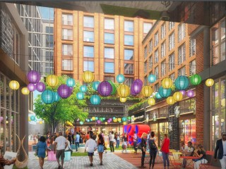 Apartments, A Central Park and Possibly José Andres: The 6 Proposals for a Central DC Parcel