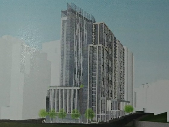 490 Apartments and 370-Key Hotel Planned in Rosslyn