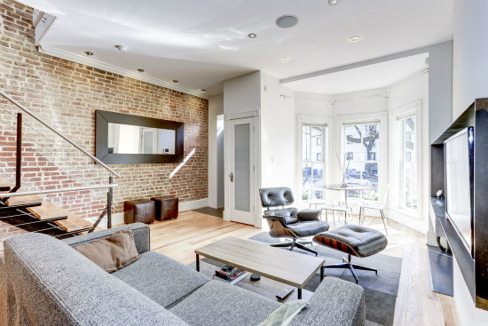 Best New Listings: A Dupont Circle Corner and Two Levels in Bloomingdale: Figure 1