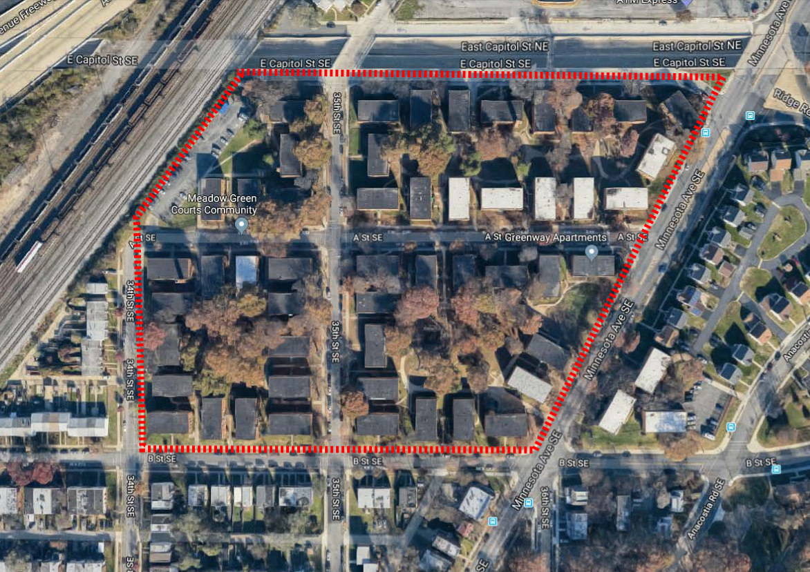 907 Units Of Mixed Income Housing To Replace Dc S Meadow