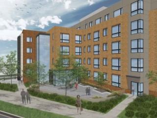 78 Affordable Apartments Proposed to Replace Former Sanford Capitol Property in DC