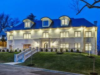 From Game Room to Safe Room, Inside DC's $15 Million Palace of Happiness