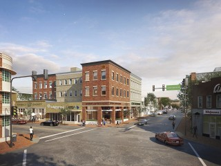 Design Slightly Modified For MLK Gateway Project in Anacostia