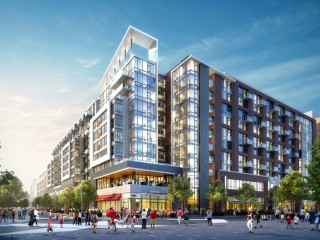 127-Unit Condo Project With Ballpark Views to Deliver By Year's End