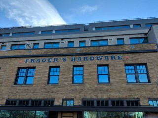 With Penn 11 Complete, Frager's Hardware Reopening on the Horizon
