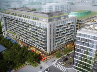 Less Glass and Fewer Balconies: The Tweaked Plans for Waterfront Station