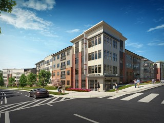 Groundbreaking Expected Soon for 254 Apartments at Glenmont Metro